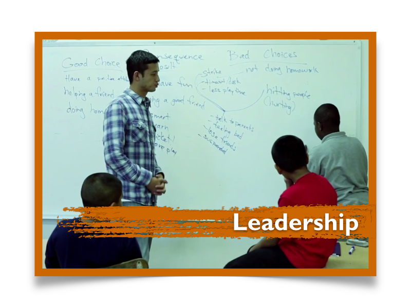 Empower Our Youth with Leadership and Mentoring.