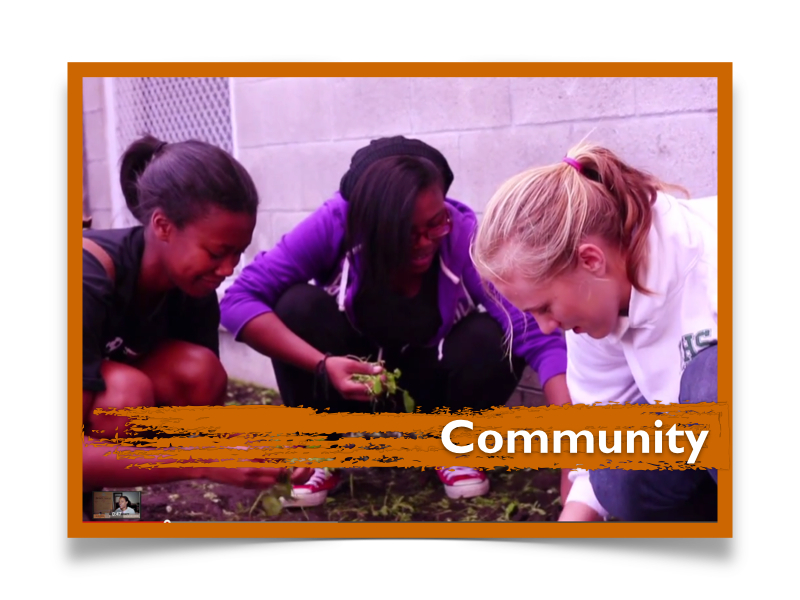 Serve Our Community and Kids at the Same Time!